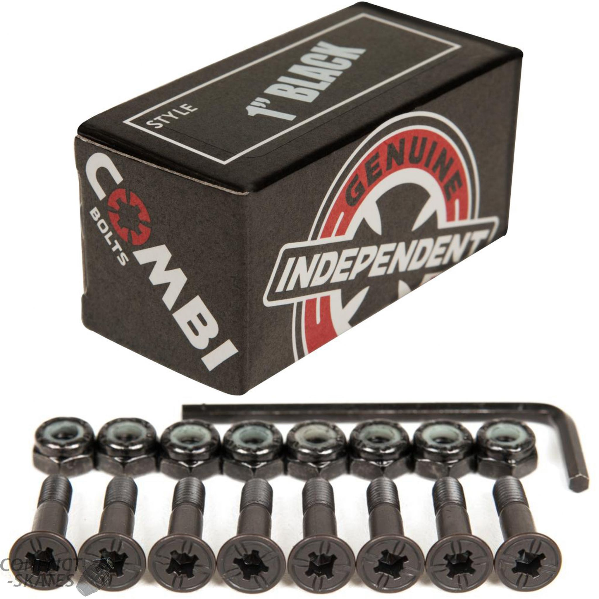 INDEPENDENT Combi Skateboard Truck Mounting Bolts 1 ...